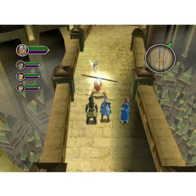 Avatar the Legend of Aang - the Burning Earth PC